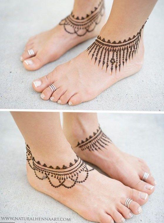 Mehndi Ankle Pain : Best ideas about new beginning tattoo on pinterest