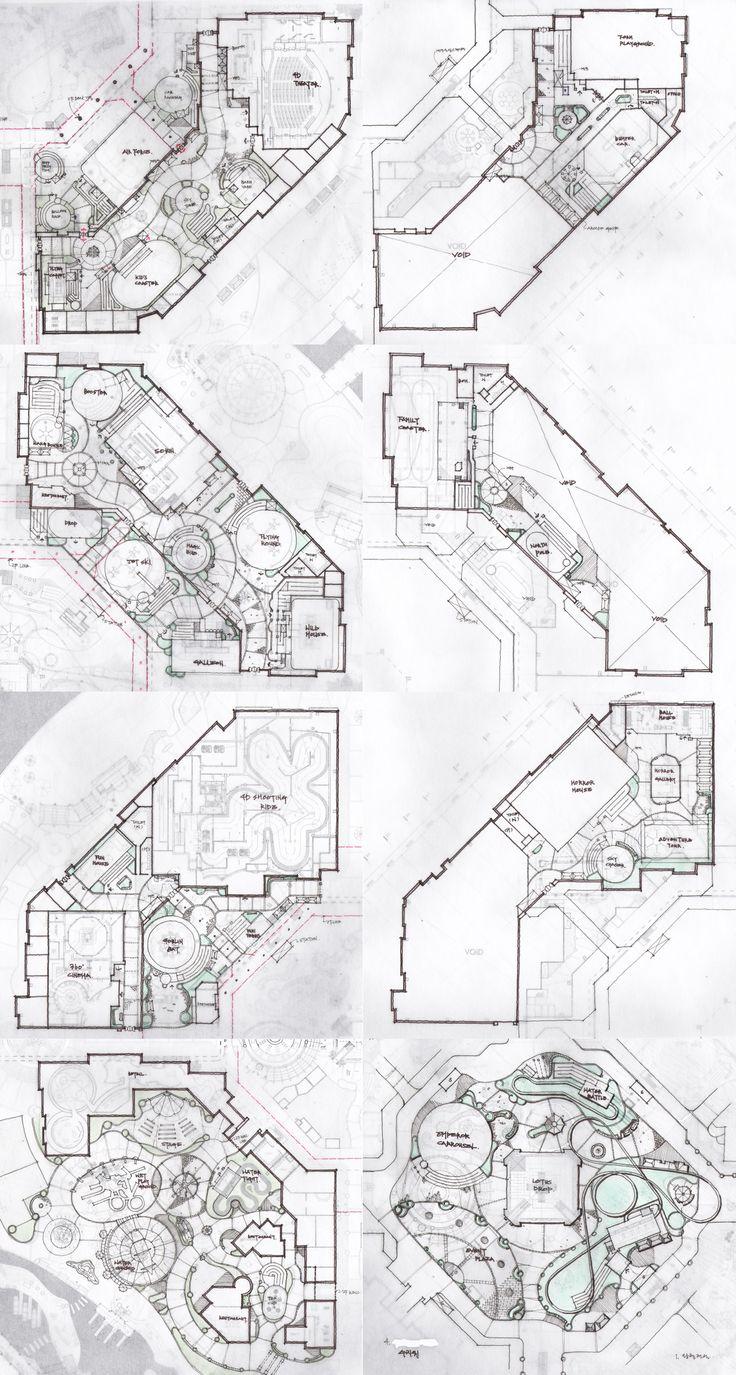 Indoor Park Plan