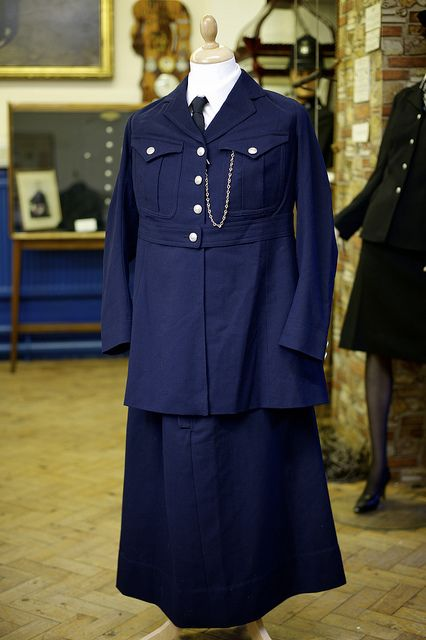 1918 - First Birmingham Police Female Uniform