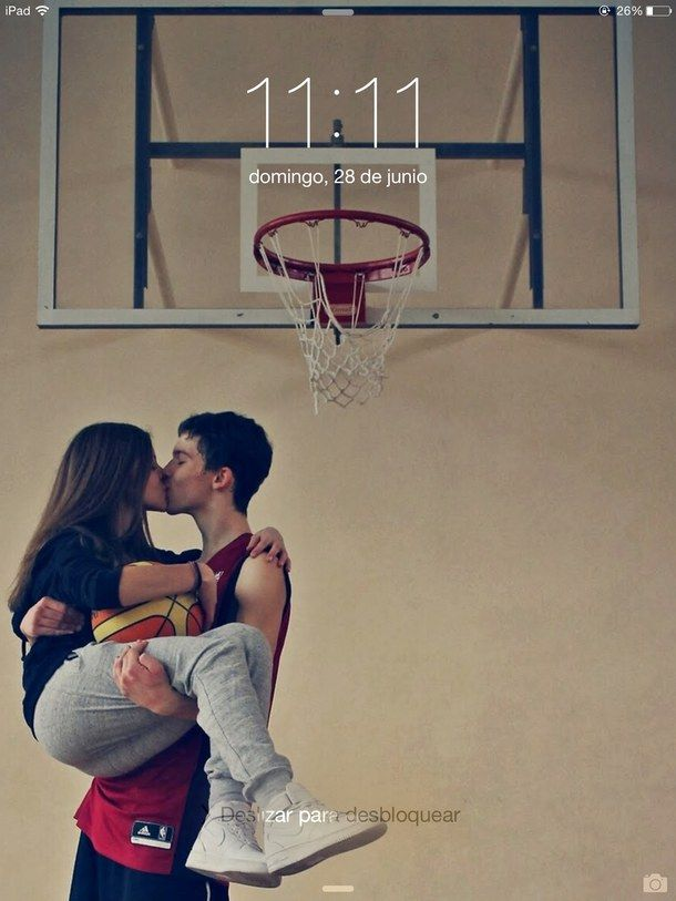 basketball-couple❤