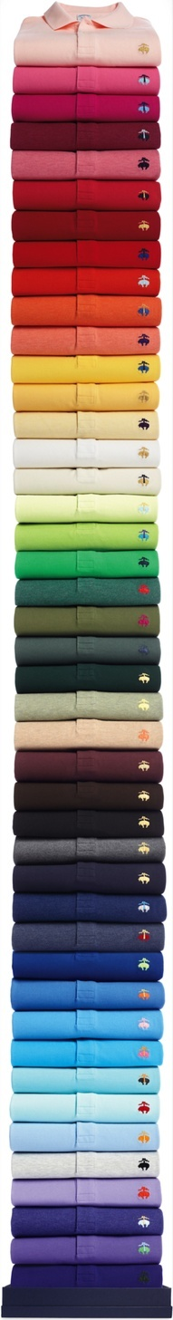 Brooks Brothers Polos... If one is enough... 10 IS BETTER!!