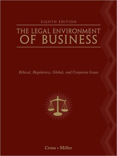 15 best college textbooks ive studied from images on pinterest busa 265 legal environment of business summer of 2012 fandeluxe Gallery