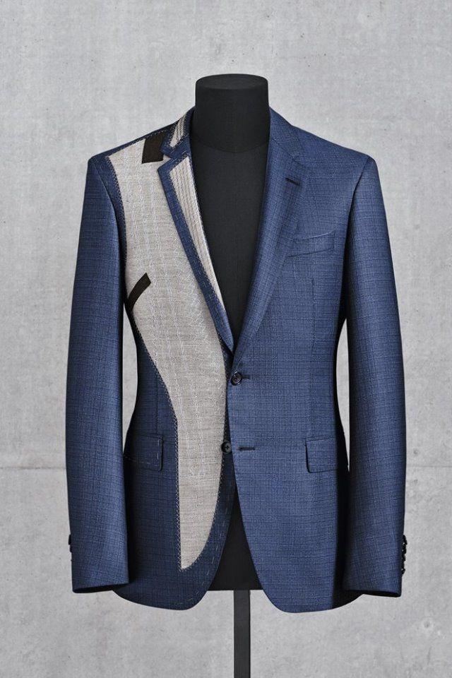 Crafted from natural camel hair, every BOSS full canvas suit fits  impeccably to the body · Business SuitsSuit JacketsConstruction  CraftsCanvasesHugo ...