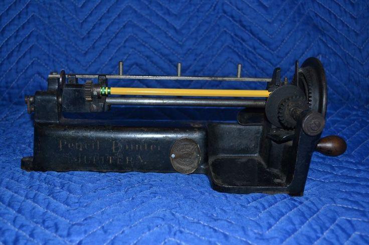 GUHL & HARBECK Jupiter pencil pointer antique 1800's