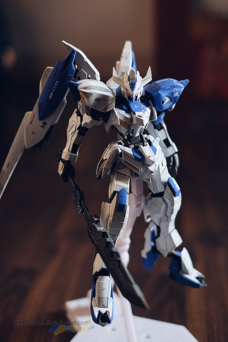Custom Build: FM 1/100 Gundam Bael [Detailed] - Gundam Kits Collection News and Reviews
