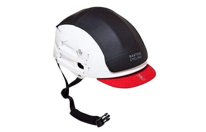 White Collapsible V2 Helmet S M White With Images Commuter