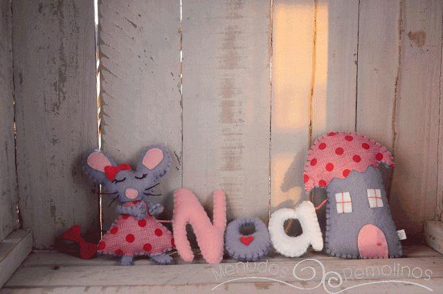 Nombres decorativos para bebés inspirados en cuentos infantiles