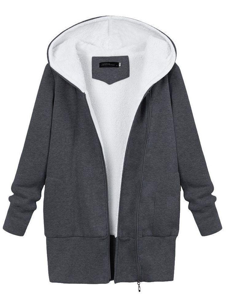Giacca con cappuccio, cappotto donna outdoor Coat
