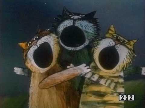 Cat Concert (Кошачий концерт) 80s Soviet Animation