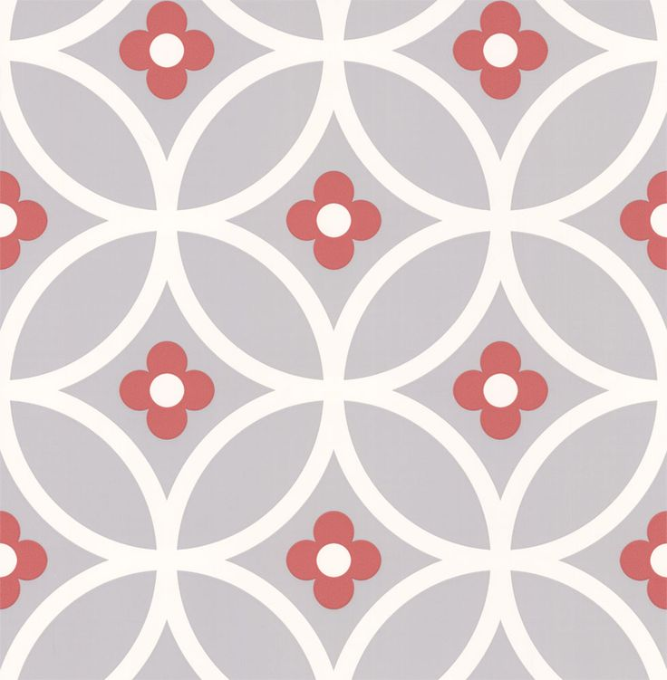 Daisy Chain Large  Rose Flower wallpaper by Layla Faye