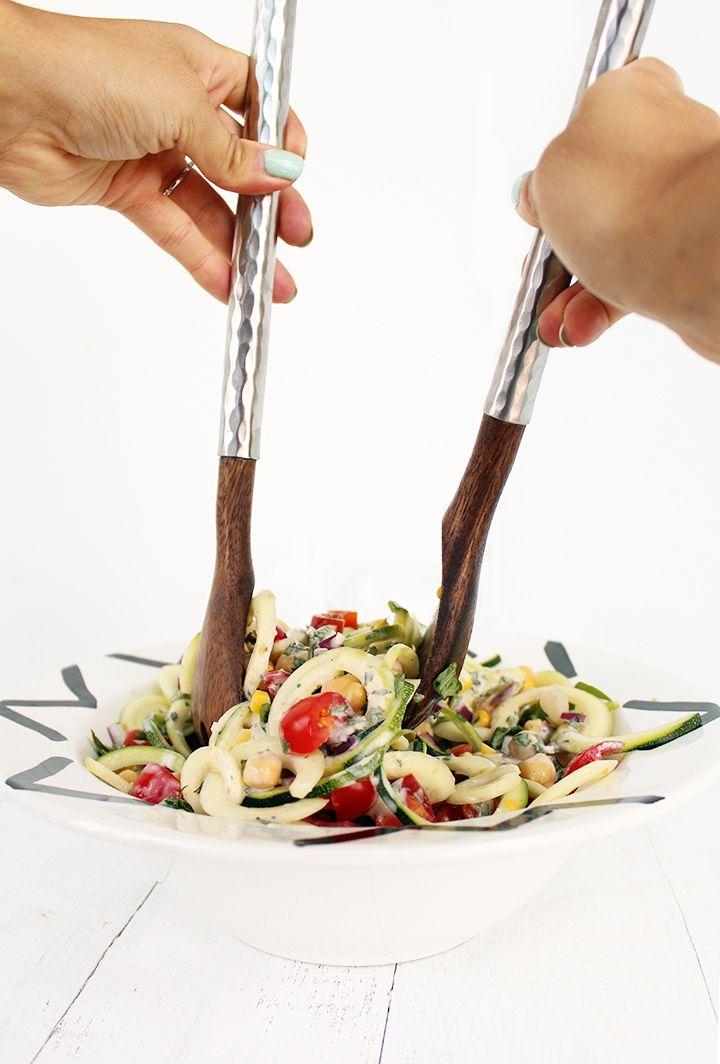 Zucchini And Yogurt Salad Recipes — Dishmaps