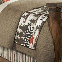 Cowboy Rodeo Bedrunner - Queen | Home Accessories | Pinterest ...