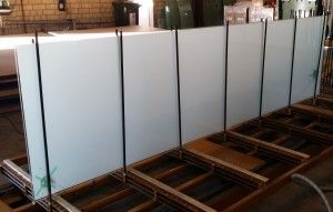 Here is our longest ever made switchable privacy glass panel to date, as well as being the only one of its kind in Australia!