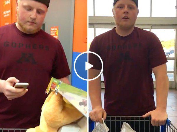 Wal-Mart employee on power trip accuses customer of theft (Video) http://ift.tt/2eNcP1V #funnypic.twitter.com/yNv6CCU1GE http://ibeebz.com