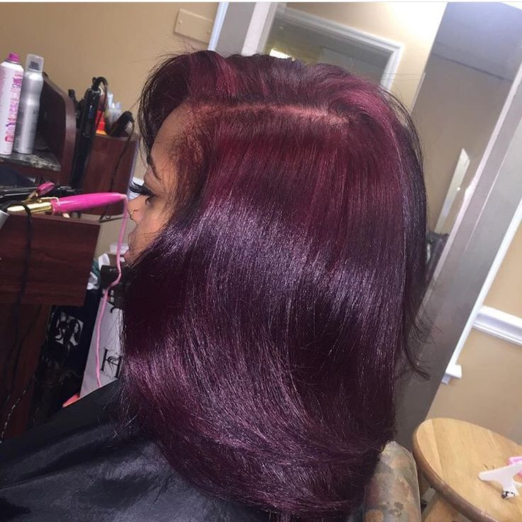 Best 25+ Deep burgundy hair color ideas on Pinterest ...