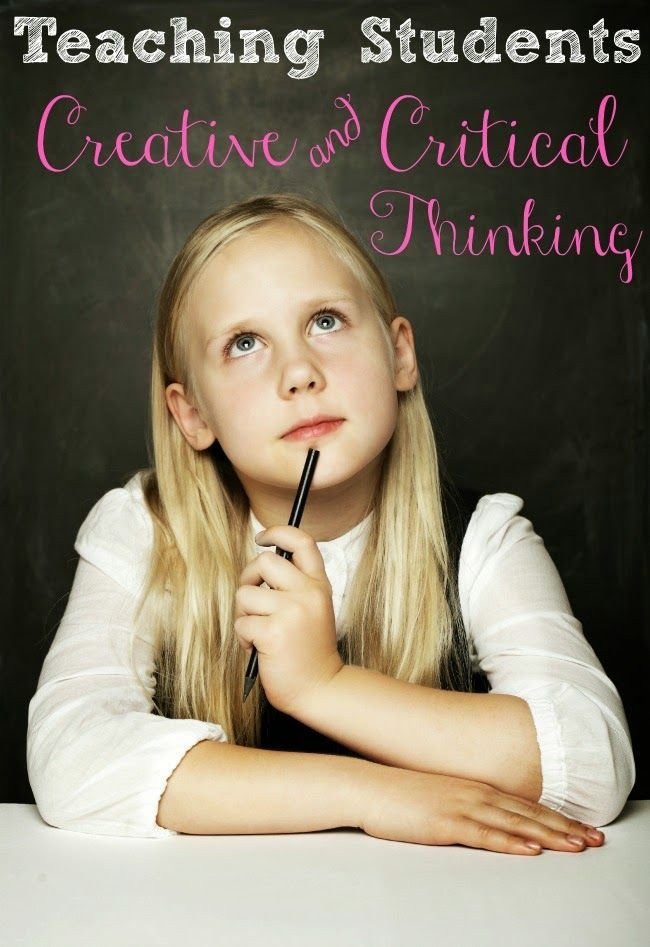 critical thinking strategies for gifted students