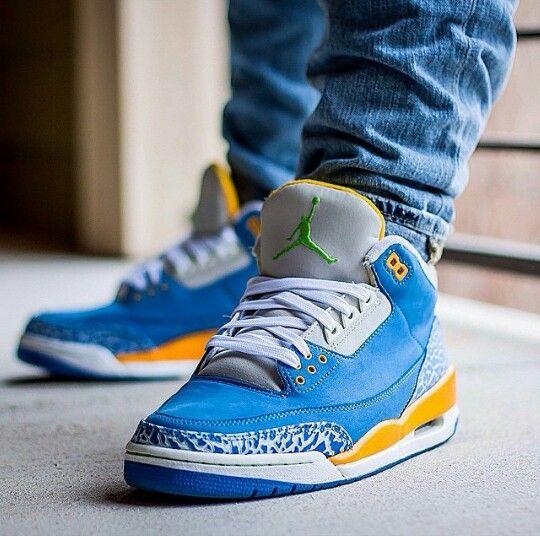 pretty nice d0741 fa07e ... Air Jordan 3 ...