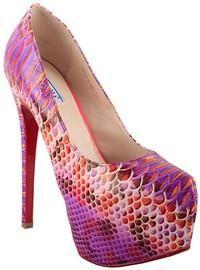 Замшевые туфли от маттино