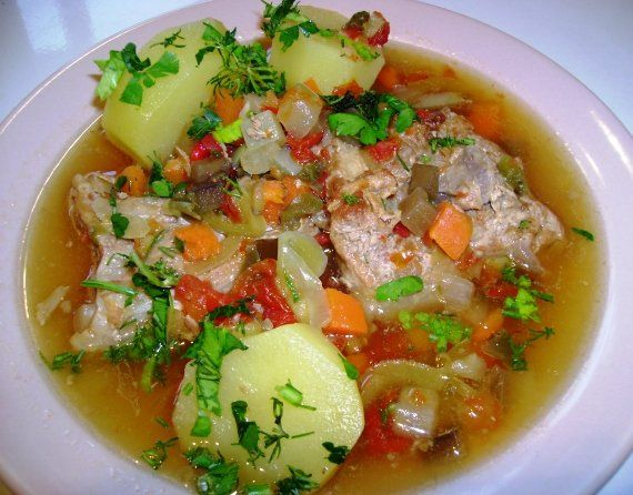Рецепты   Супы   Чанахи
