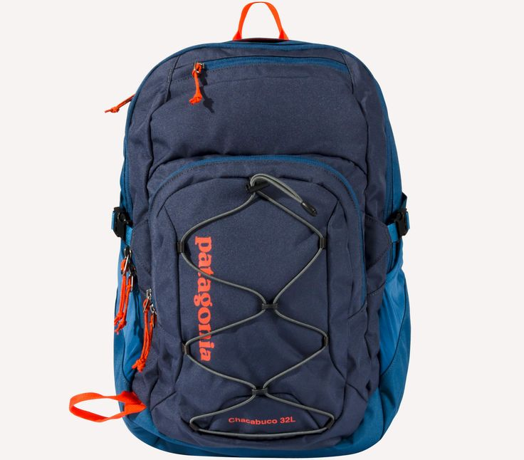 The Patagonia Chacabuco Backpack carries a full quiver of gear when you're traversing a pulsing city or crossing a wind-scoured mountain pass. It houses everything in two main compartments and has an