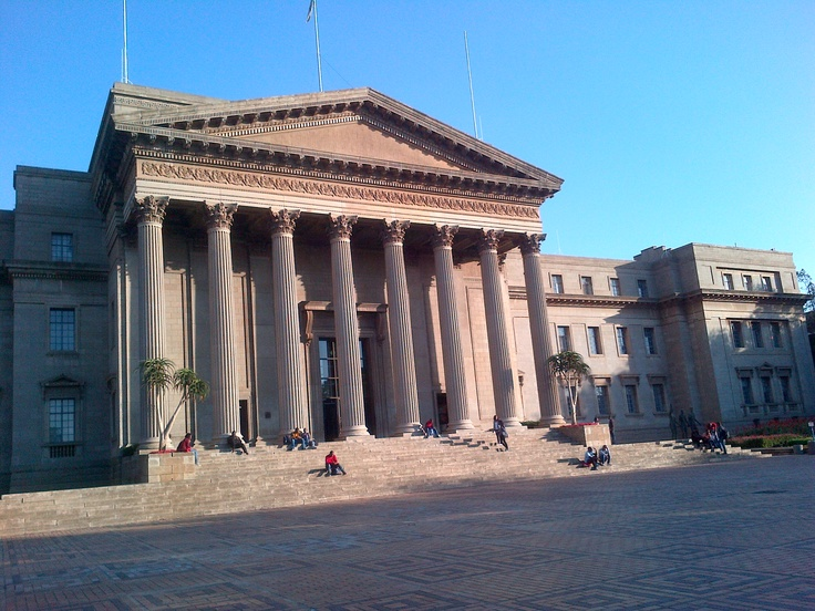 The Great Hall, University of the Witwatersrand, Johannesburg