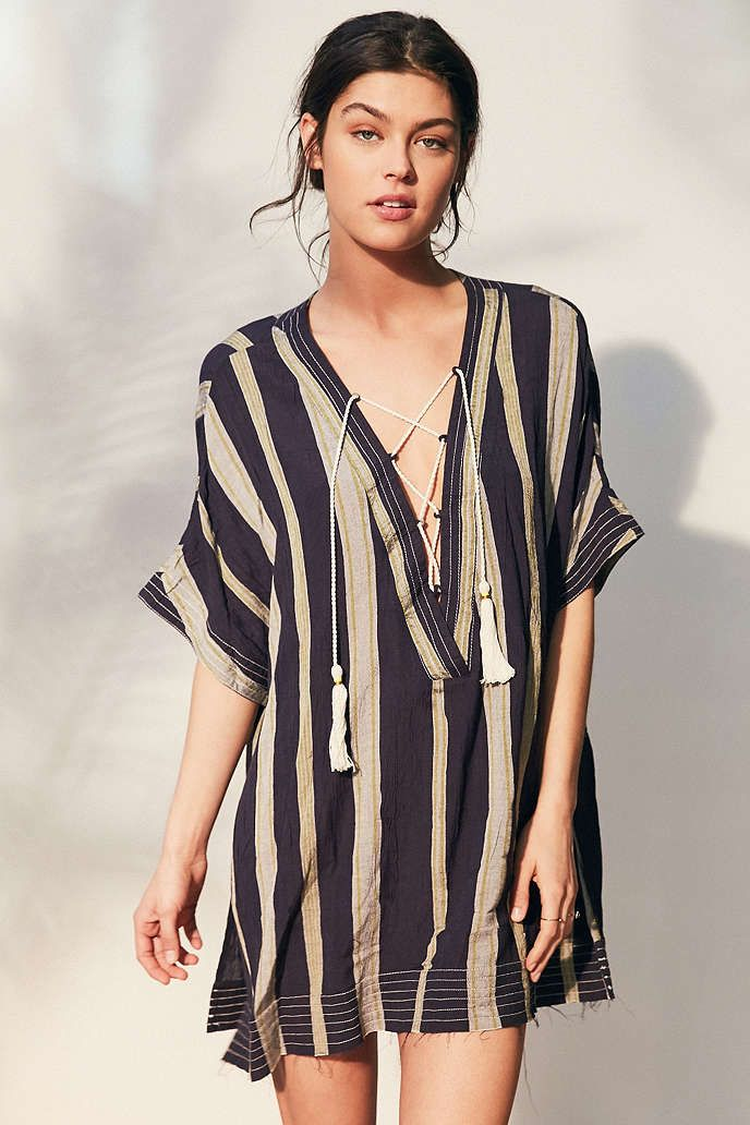 Out From Under Lola Beach Kaftan - Urban Outfitters