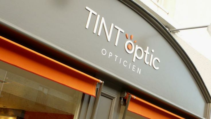 TINT'OPTIC Opticien / Création d'un commerce / Tinteniac