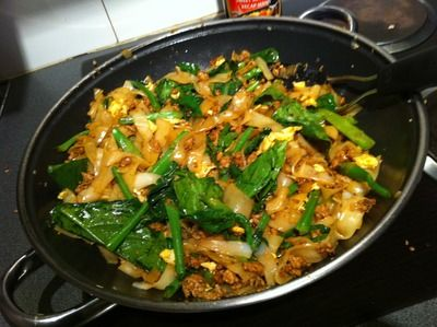 117 best thai noodles images on pinterest thai noodles asian forget ordering fatty takeaway and save money by cooking this easy pad see ew recipe at home ccuart Choice Image