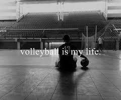 Resultado de imagen para voleibol tumblr love portadas