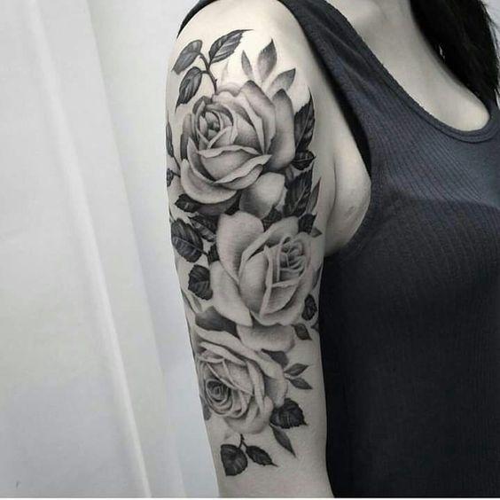 Tatoo para mujer en el brazo