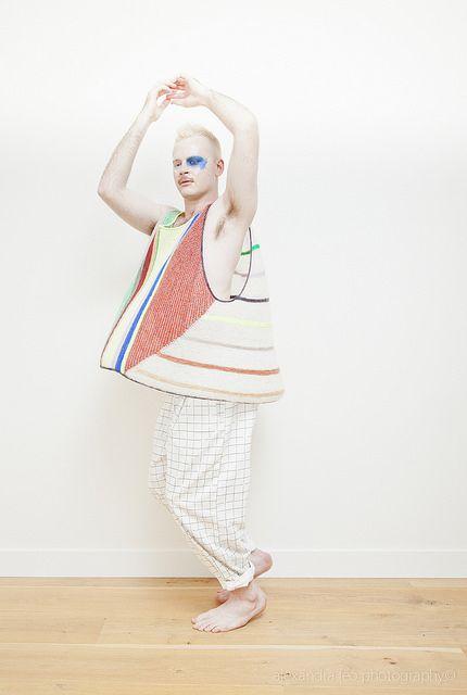 Parachutey  Photo & makeup by Alexandra Feo