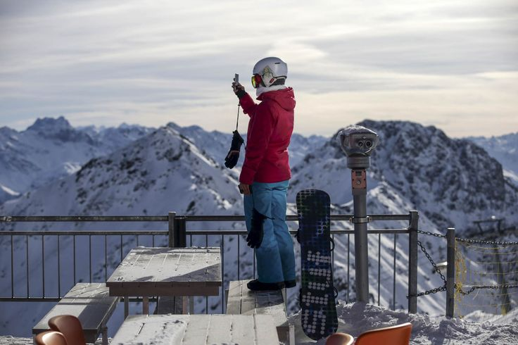 Benedikt Germanier, CEO of luxury ski maker Zai, suggests a few of his favorite spots to run before, after, or even during the WEF.