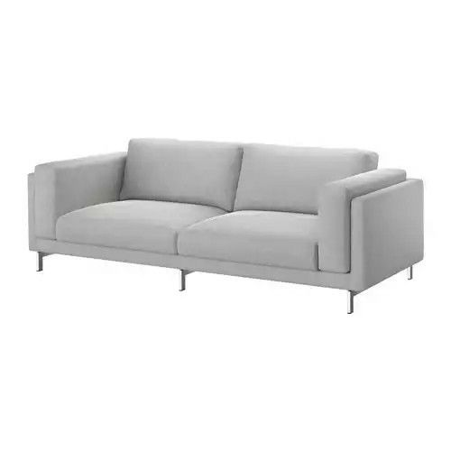 Nockeby sofa fra IKEA