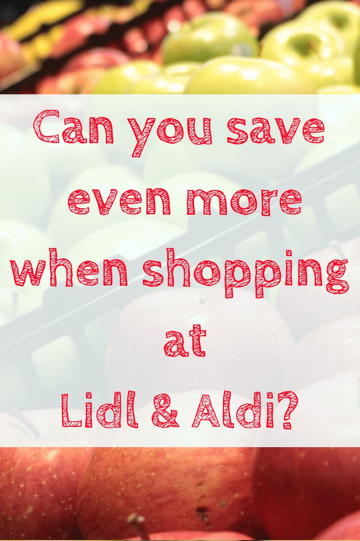 Lidl and Aldi are well known for being the UK's top budget supermarkets, but could you be saving even more money when shopping there?