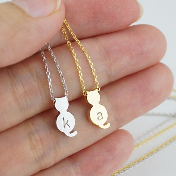 """This sentimental lil' necklace is so cute and gentle, your friends can't be like """"don't wear that."""" 