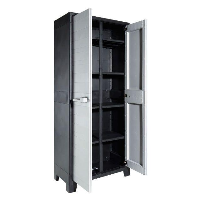 Armoire Resine Brico Depot Armoire Resine Brico Depot Brico Depot Bricolage Construction Jardin Cuisine L Tall Cabinet Storage Locker Storage Storage Cabinet
