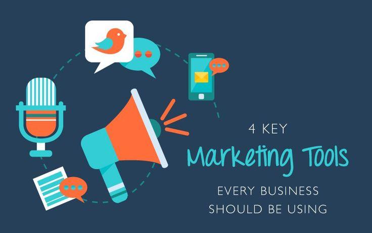 4 Key Marketing Tools Every Business Should Be Using | Blog | Oraco Marketing