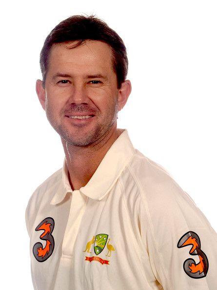 Great Austrilian Batsman Ricky Ponting