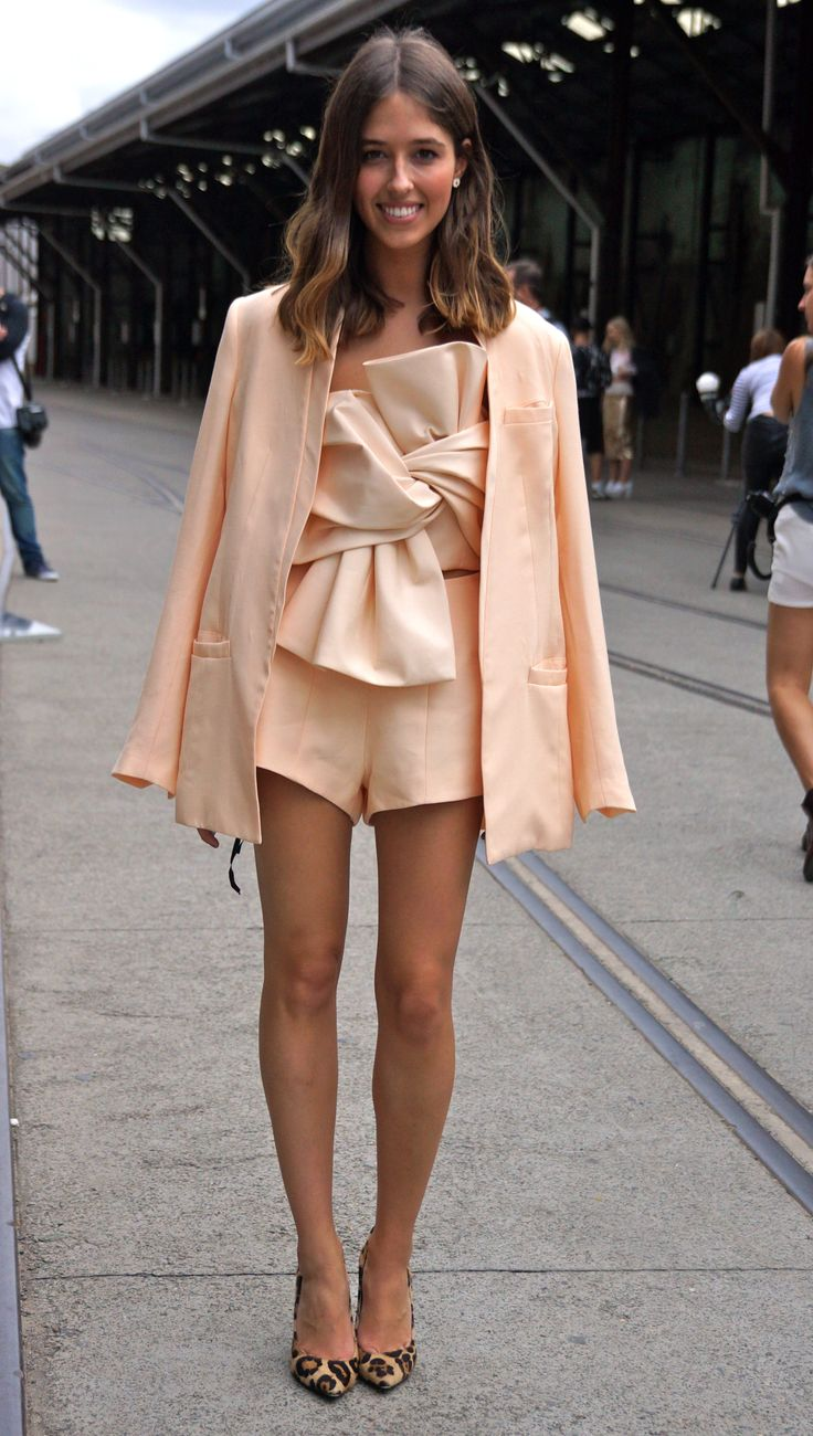 THE ICONIC Street Style Edit - direct from Mercedes-Benz Fashion Week Australia 2014 #MBFWA #streetstyle