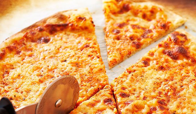 This recipe has every convenience of frozen pizza, but all the taste of homemade.