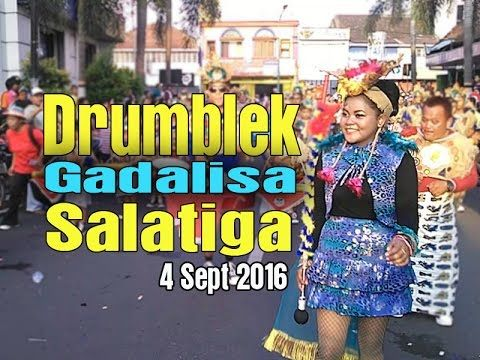 Drumblek (Drumband Traditional) Gadalisa Kalicacing Salatiga