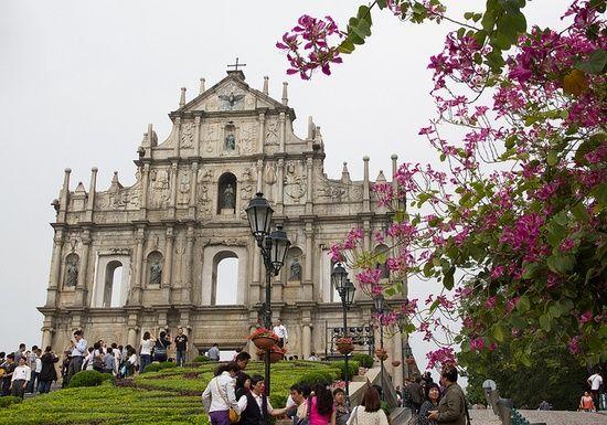 Macau, China. Expo de Lisboa.