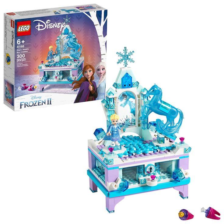 Disney's Frozen 2 Elsa's Jewellery Field Set by LEGO 41168
