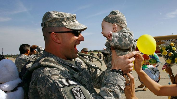 Us Soldiers Coming Home | 24 Must-See Photos of Soldiers Coming Home