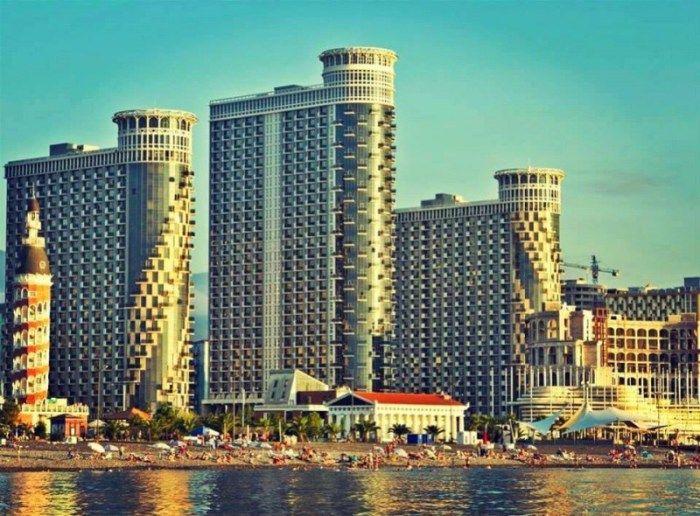 Batumi   ბათუმი   Батуми
