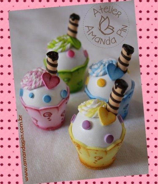 cupcake biscuit com frutas - Pesquisa Google