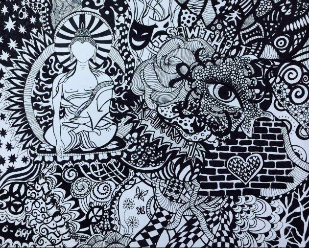 Doodle mix 2