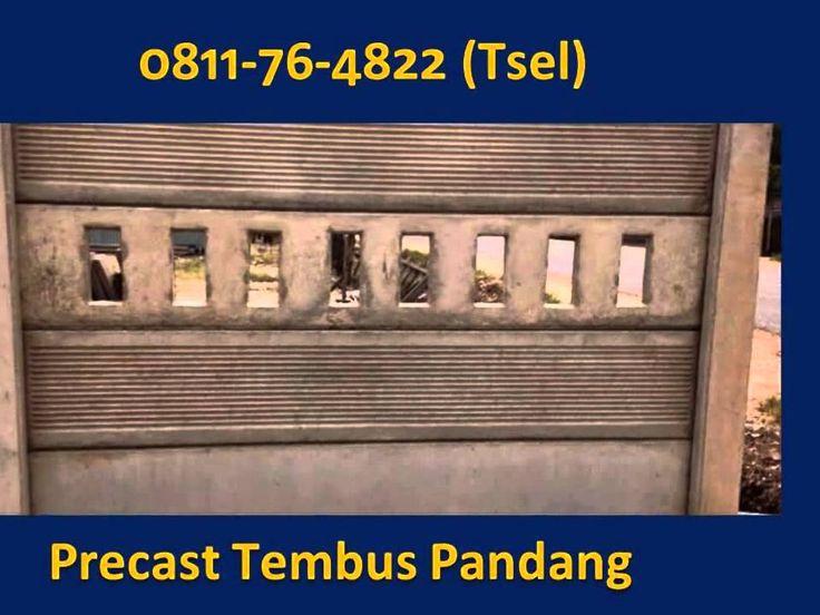 0811-76-4822 (Tsel), Jual panel beton pracetak Pekanbaru