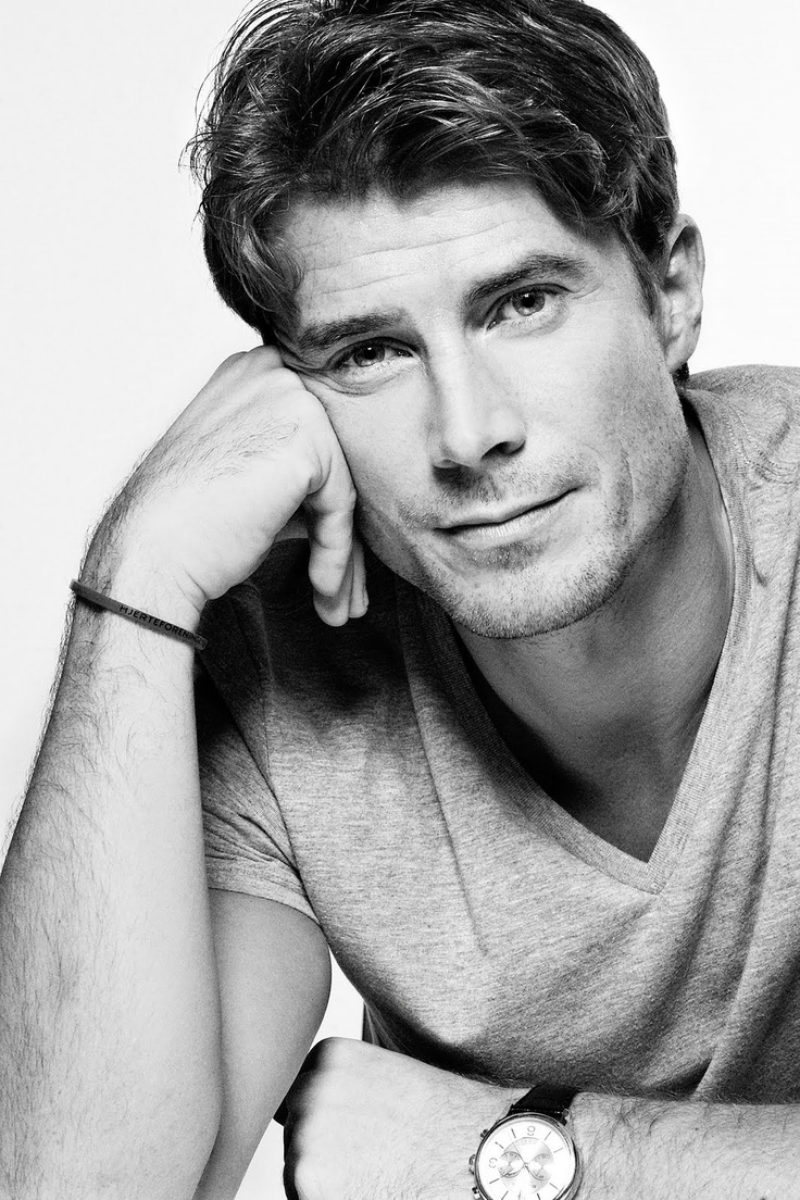 Brian Laudrup - 43 years old - ex-soccer player - still hot...