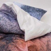 PYTT Living sengetøj Sky Dance lilla/hvid - New Nordic Style